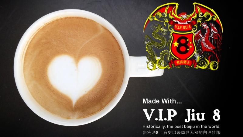 Coffee Infusions With V.I.P Jiu 8