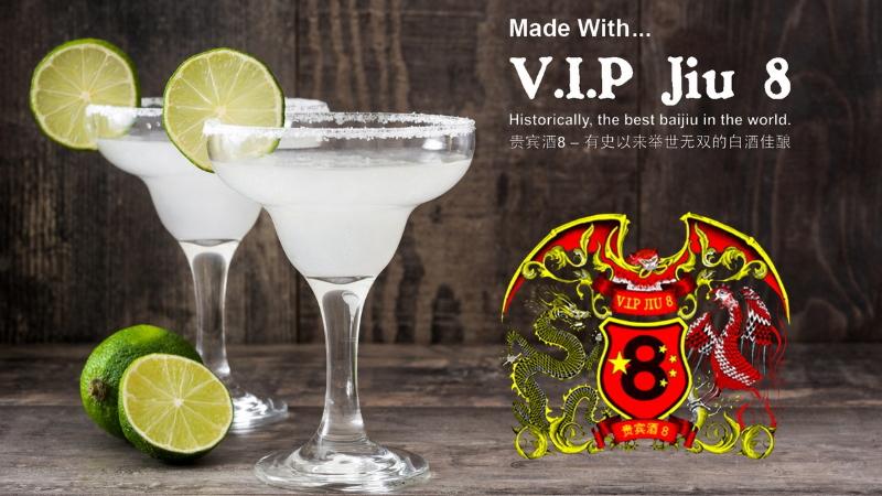 Cocktails With V.I.P Jiu 8