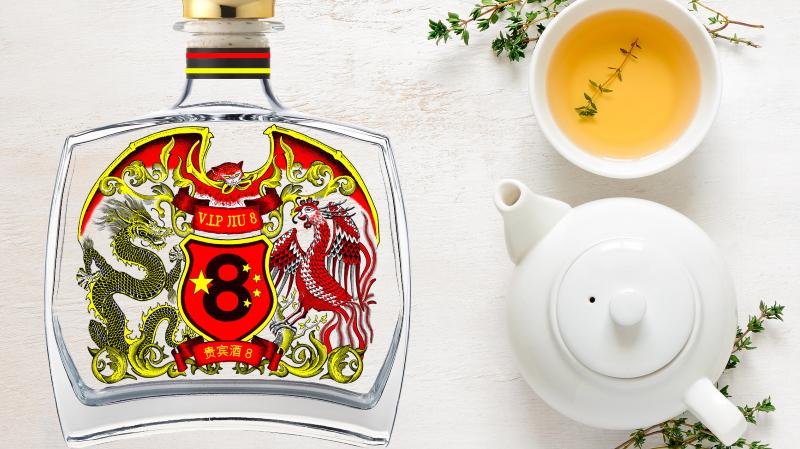 Tea Infusions With V.I.P Jiu 8