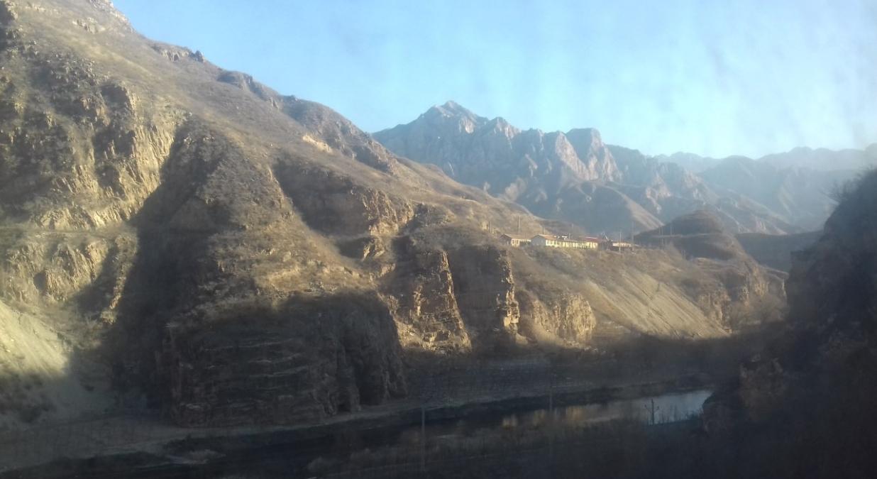 Chinese Inner Mongolia...