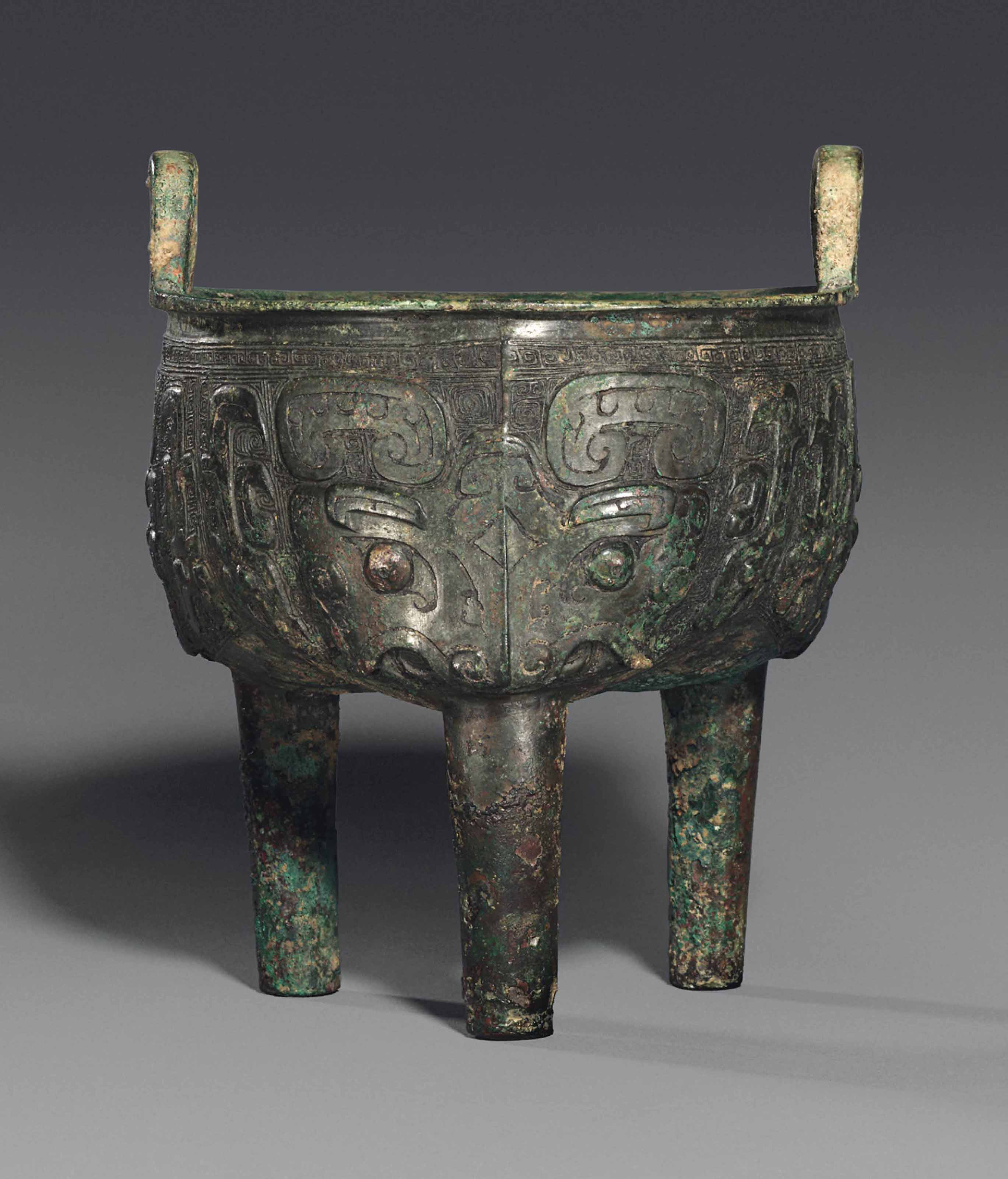 Ancient Chinese Ritual Bronzes