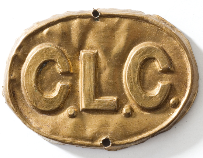 Chinese Labour Corps Badge