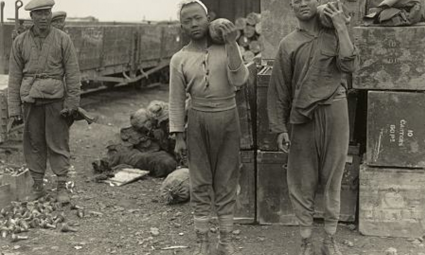 Chinese Labour Corps