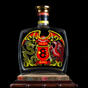 V.I.P Jiu 8 is historically, enjoyably and restoratively the imperial baijiu.