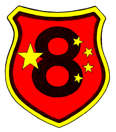 The Number 8 & The 5 Stars