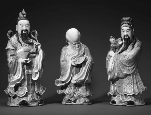 The Three Star Gods